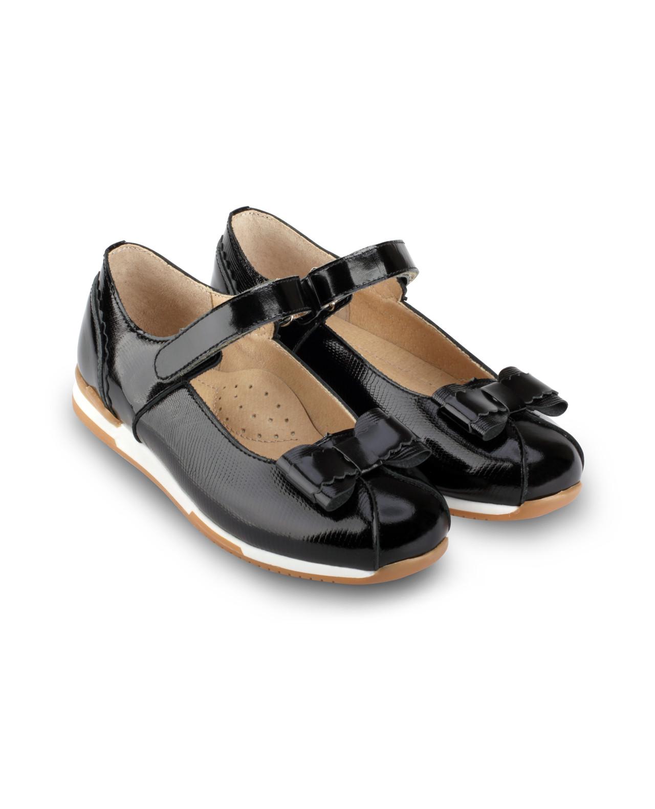 Туфли Детские, Tapiboo Твист (46654, 35 )Обувь для школы<br><br>Размер INT: M; Цвет: Красный; Ширина: 100; Высота: 200; Вес: 1000;
