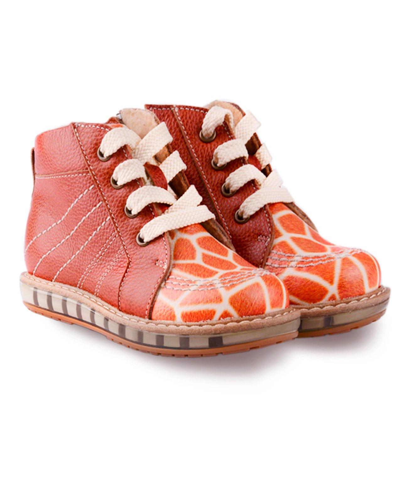 Ботинки Детские, Tapiboo Жираф