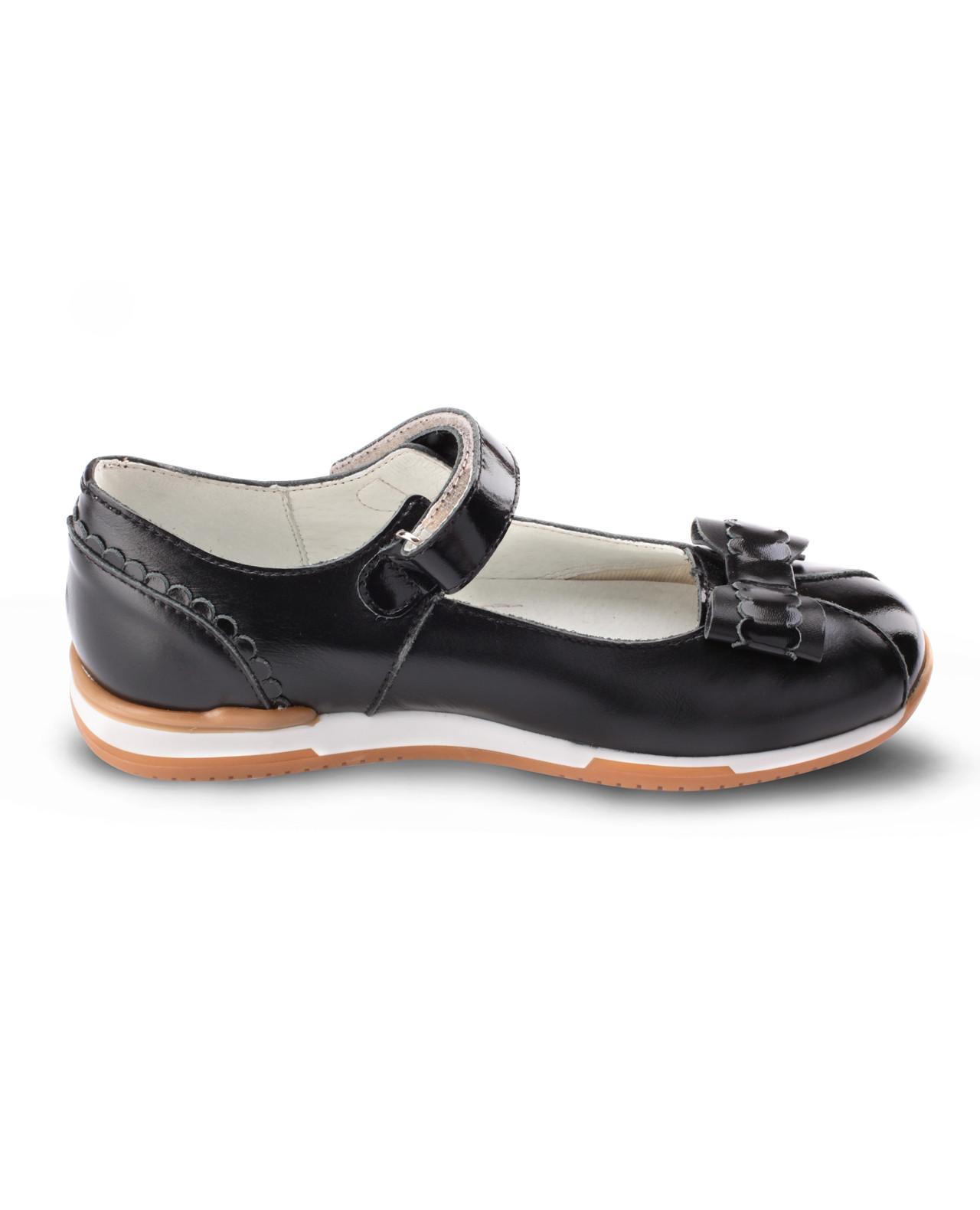Туфли Детские, Tapiboo Чечетка (46378, 32 )Обувь для школы<br><br>Размер INT: M; Цвет: Красный; Ширина: 100; Высота: 200; Вес: 1000;