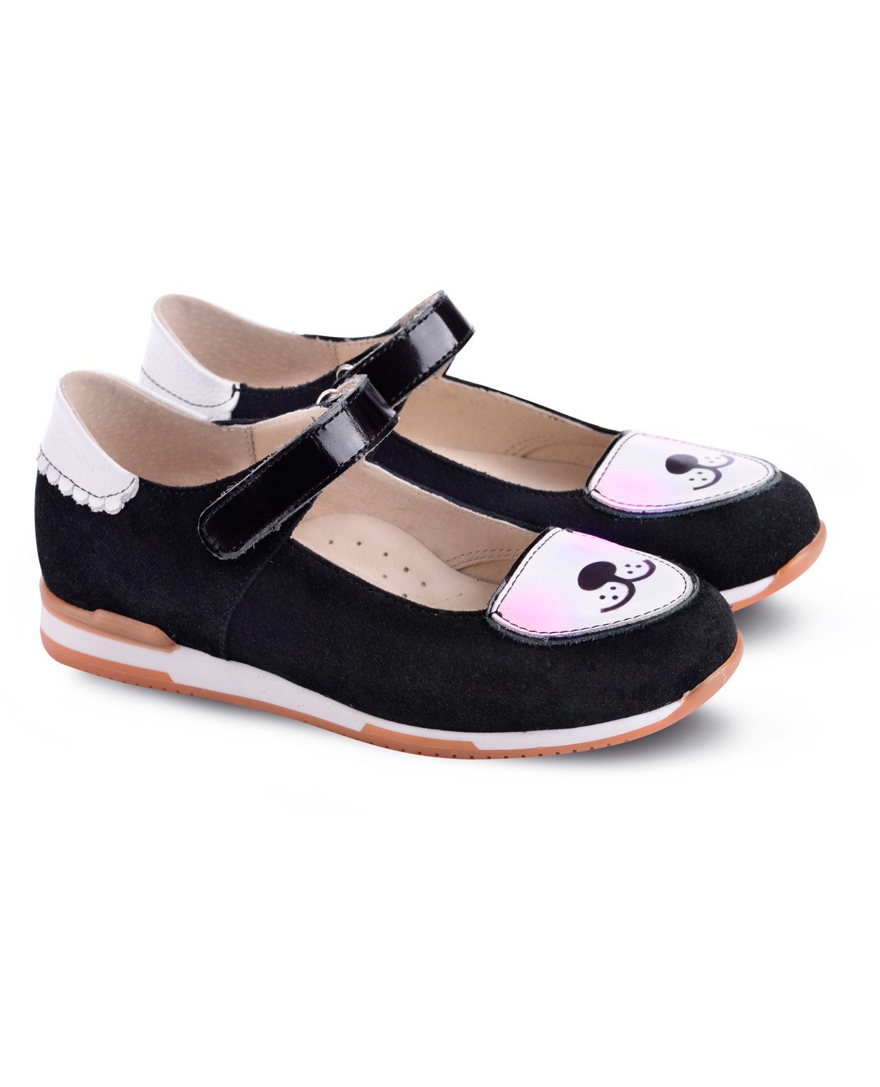 Купить Туфли Детские, Tapiboo Степ (44504, 33 ), Красный